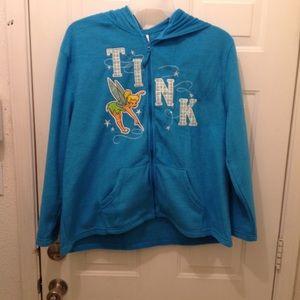 Lady's 100% polyester sweatshirt Disney 2X